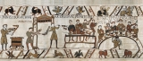 Bayeux Banquet Part small 104 x44 (do rámu)