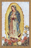 Guadalupe 55 x 86