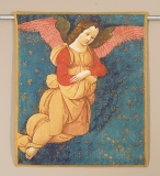 Angel Altarpiece vertical 74 x 94