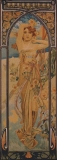 Mucha - Jour medium 55 x 155