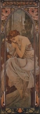 Mucha - Nuit medium 55 x 155