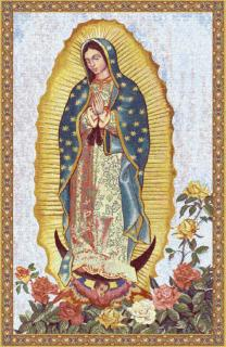 Guadalupe 55 x 86 (do rámu)