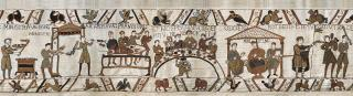 Bayeux Banquet small 163 x 44  (do rámu)