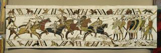 Bayeux Battle of Hastings small 150 x 44 (do rámu)