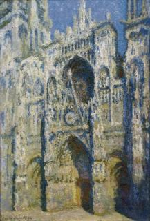 Claude Monet´s-Cathedral 120 x 177