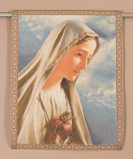 Fatima small 53 x 67 (do rámu)