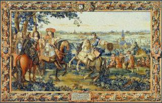 Louis XIV Lille medium 225 x 143